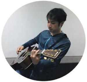 ギター弾き語り